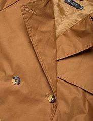 Soaked in Luxury - SLChicago Short Trenchcoat - trenchcoats - rubber - 7