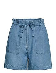 SLDalia Shorts - LIGHT BLUE DENIM