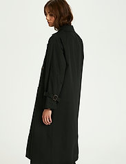Soaked in Luxury - SLOhio Trench Coat - trenchcoats - black - 4