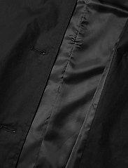 Soaked in Luxury - SLOhio Trench Coat - trenchcoats - black - 8