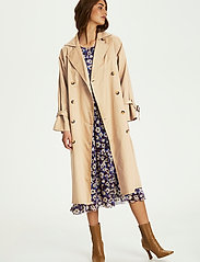 Soaked in Luxury - SLOhio Trench Coat - trenchcoats - curds & whey - 4