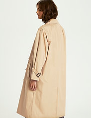 Soaked in Luxury - SLOhio Trench Coat - trenchcoats - curds & whey - 5