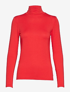 Hanadi Rollneck ls - HIGH RISK RED