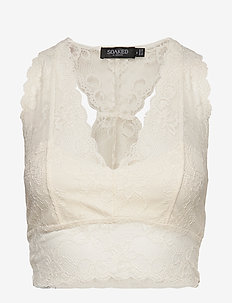 SLDolly Bralette - ANTIQUE WHITE