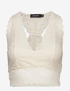 SLDolly Bralette - bralette & corset - antique white
