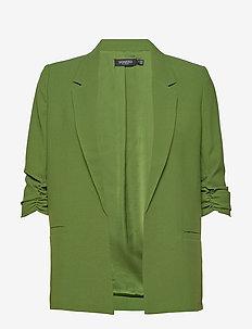 SLShirley Blazer - casual blazers - garden green