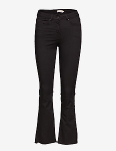 Sx Britney Jeans - flared jeans - black