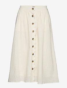 SL Berta Skirt - ANTIQUE WHITE