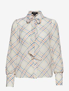 SL Tallie Shirt LS - BROKEN WHITE