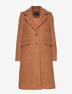 SL Feist Coat - PECAN BROWN