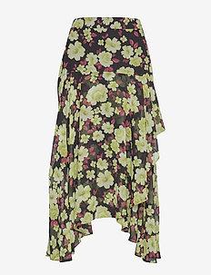 SL Carlie Skirt - NILE FLOWER PRINT