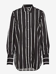 SL Konnie Shirt LS - BLACK