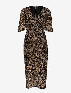 SLAstred Dress - BLACK