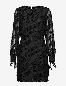 SLToriana Dress - BLACK