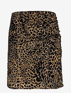 SLAstred Skirt - BLACK