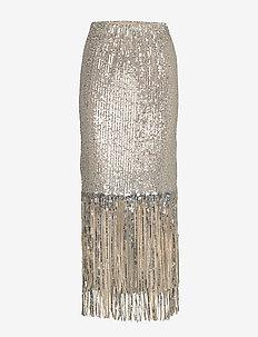 SLNicole Skirt - OVERCAST