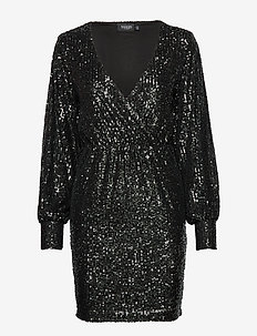 SLNicole Dress - BLACK