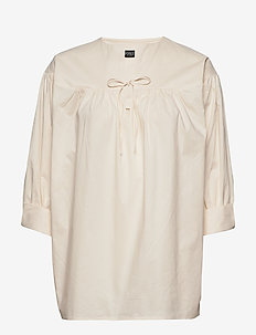 SLSeline Tunic - ANTIQUE WHITE