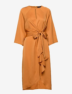 SLLuise Dress - BUCKSKIN