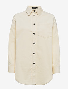SLViivi Shirt LS - ANTIQUE WHITE
