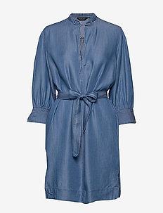 SLDariana Tunic Dress - tunikor - medium blue denim