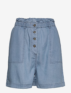 SLKesia Shorts - casual shorts - medium blue denim