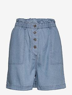 SLKesia Shorts - casual szorty - medium blue denim