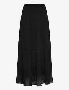 SLDafni Maxi Skirt - spódnice długie - black