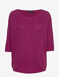 SLTuesday Cotton Jumper - trøjer - boysenberry
