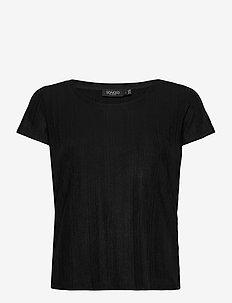 SLMieko T-shirt SS - t-shirty - black