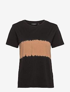 SLSummer Tiedye T-Shirt SS - t-shirts - black