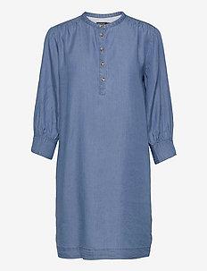 SLJones Dress - summer dresses - classic blue denim