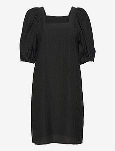 SLTautou Dress SS - summer dresses - black