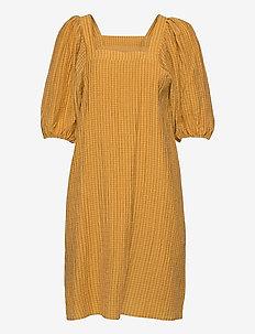 SLTautou Dress SS - summer dresses - golden nugget