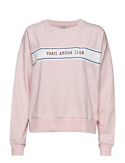 Hannah Sweat ls AS - ORCHID PINK