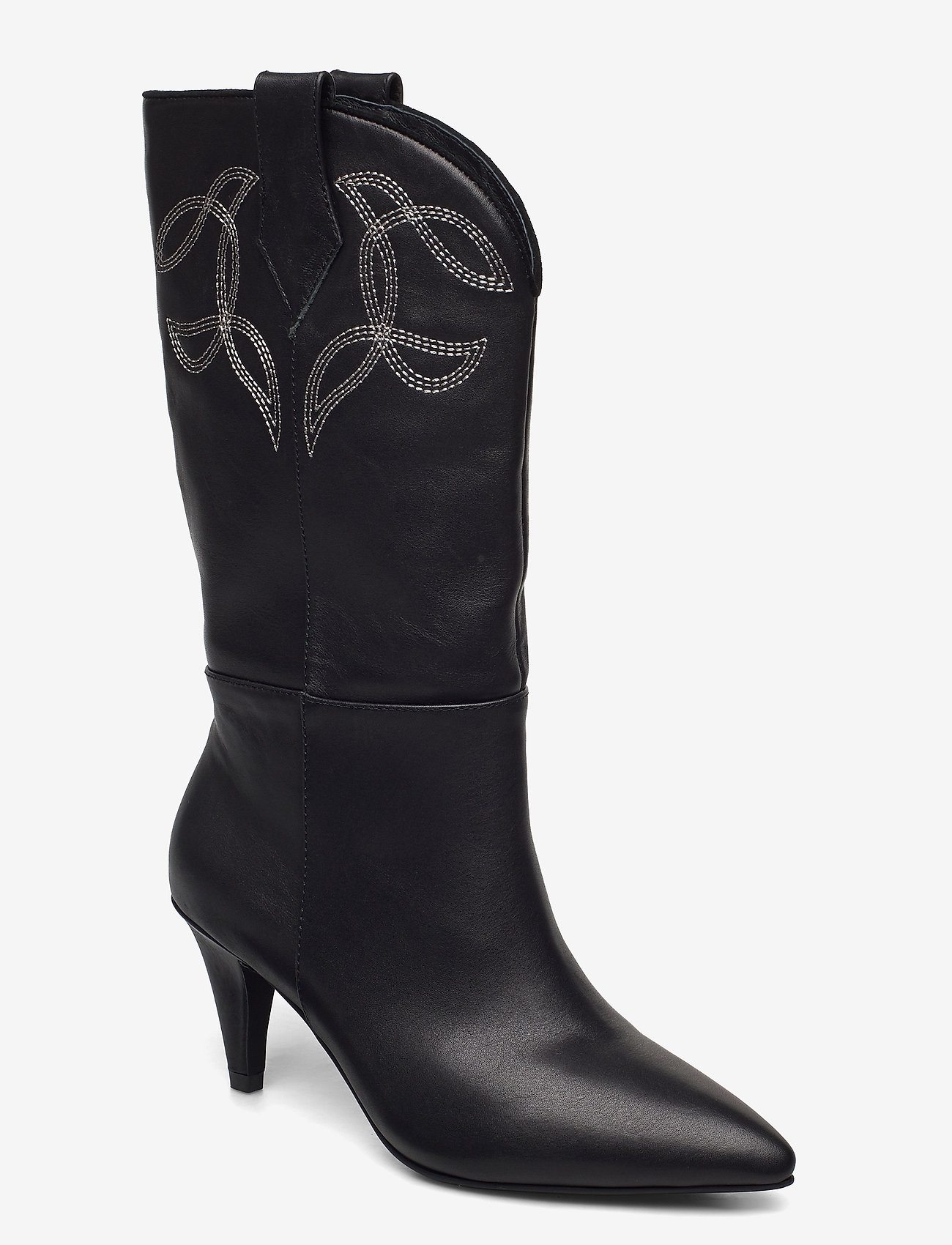 Sofie Schnoor - Boot 7 cm - lange laarzen - black - 0