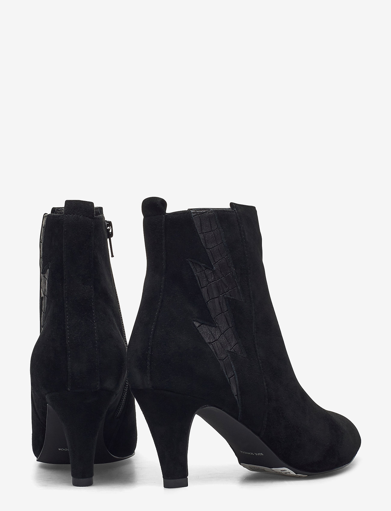 Boot 7 Cm (Black) (153.71 €) - Sofie Schnoor BW3aA