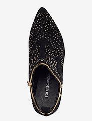 Sofie Schnoor - Boot 4,5 cm - enkellaarsjes met hak - black - 3