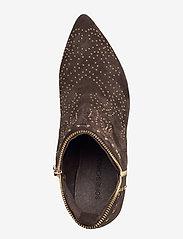 Sofie Schnoor - Boot 4,5 cm - enkellaarsjes met hak - mud - 3