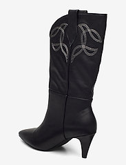 Sofie Schnoor - Boot 7 cm - lange laarzen - black - 2