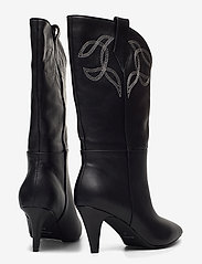 Sofie Schnoor - Boot 7 cm - lange laarzen - black - 4