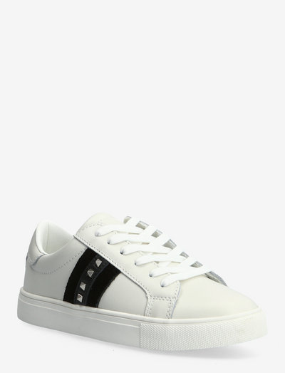 Sneaker - lave sneakers - white