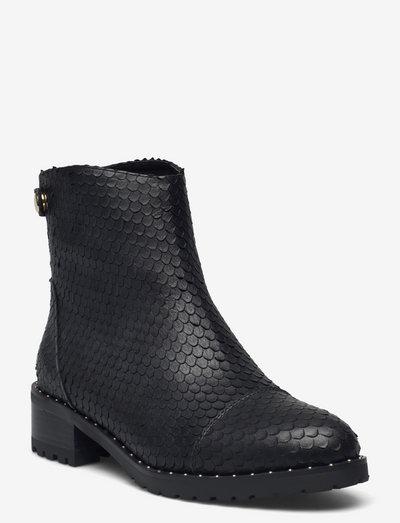 Boot 3.3 CM - flade ankelstøvler - black