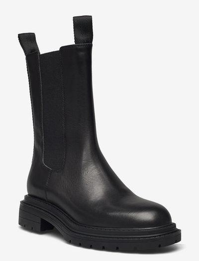 Boot - chelsea støvler - black