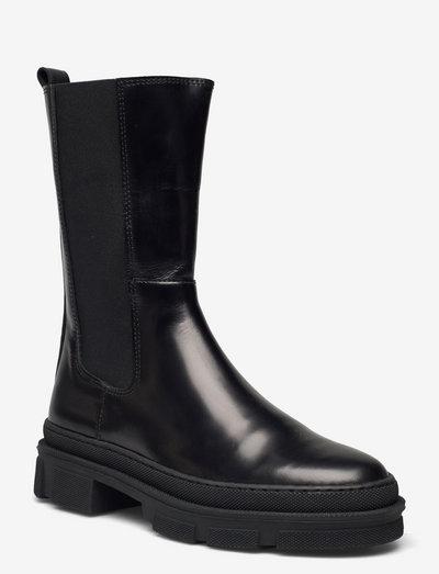 Boot Polido - chelsea støvler - black