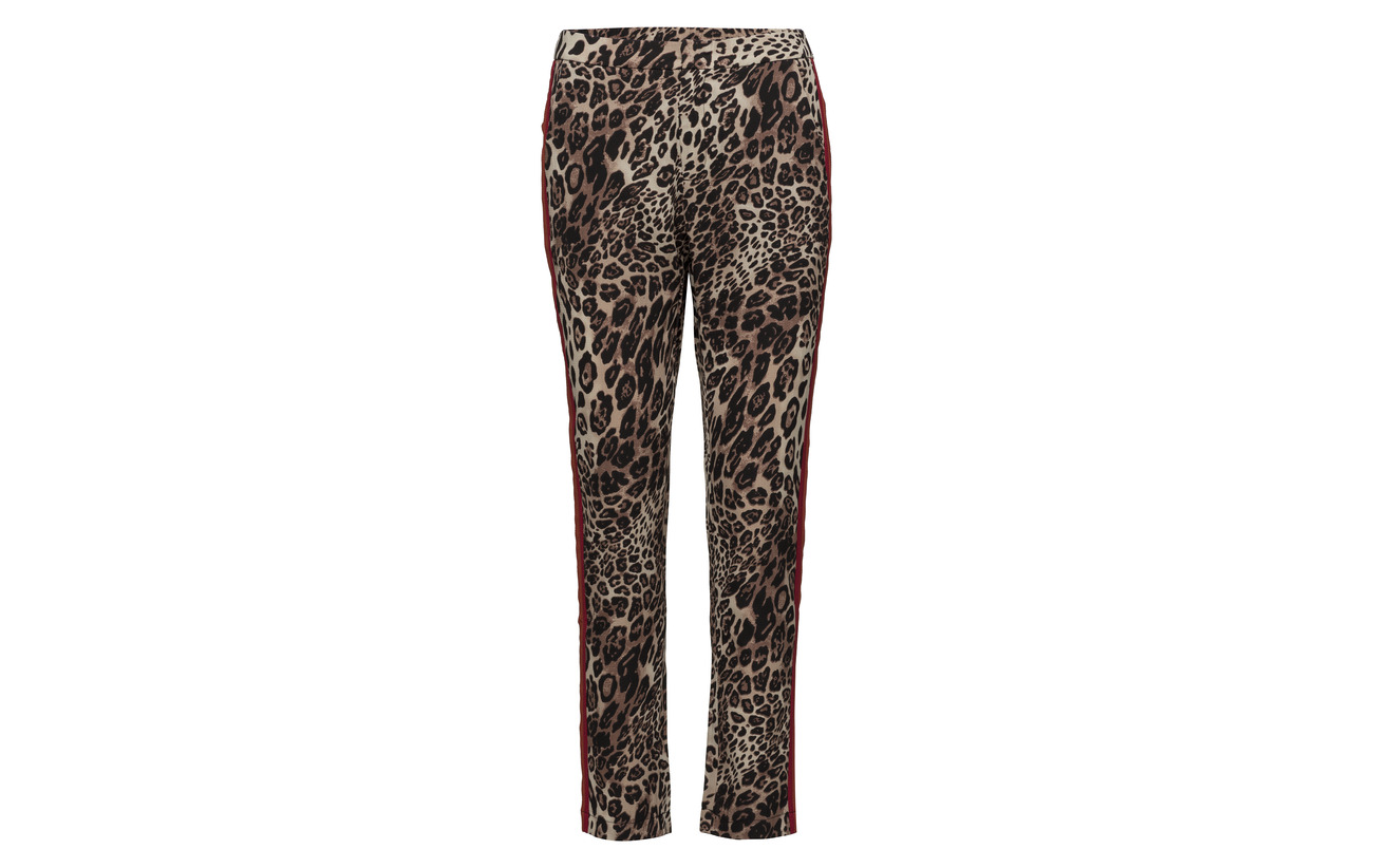Sofie Leopard Pants Schnoor Polyester 100 qrpXrwg