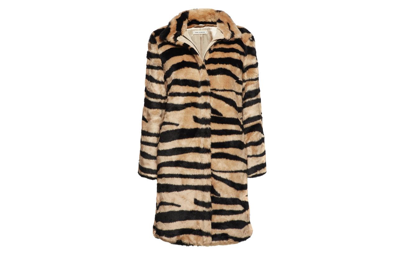 Polyester 86 Jacket Schnoor Sofie 14 Acrylique Zebra qTtWPxY