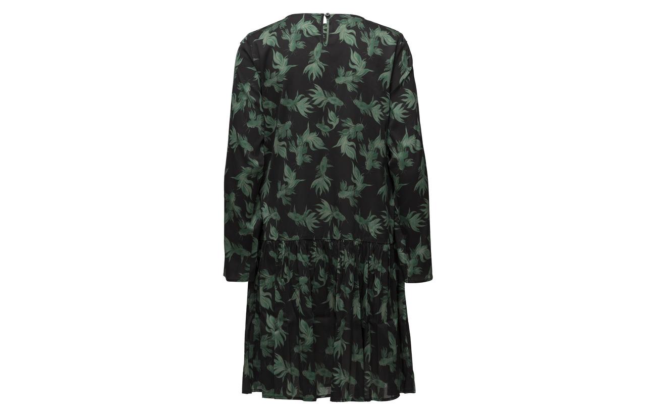 Black 52 37 Schnoor Rayonne 11 Soie Sofie Elastane Dress tq6fwxE