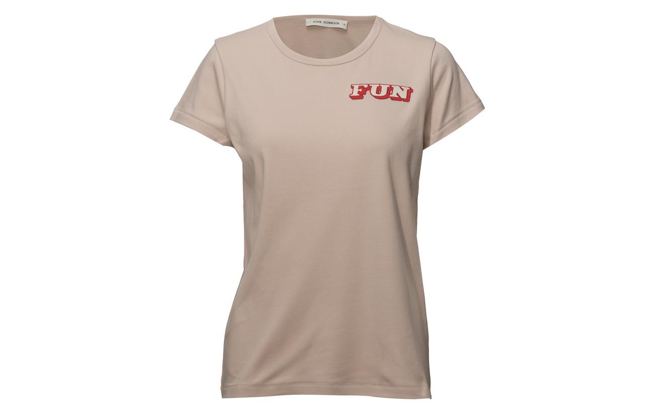 Coton 100 Rose shirt Schnoor Cameo Sofie T wq7UfY