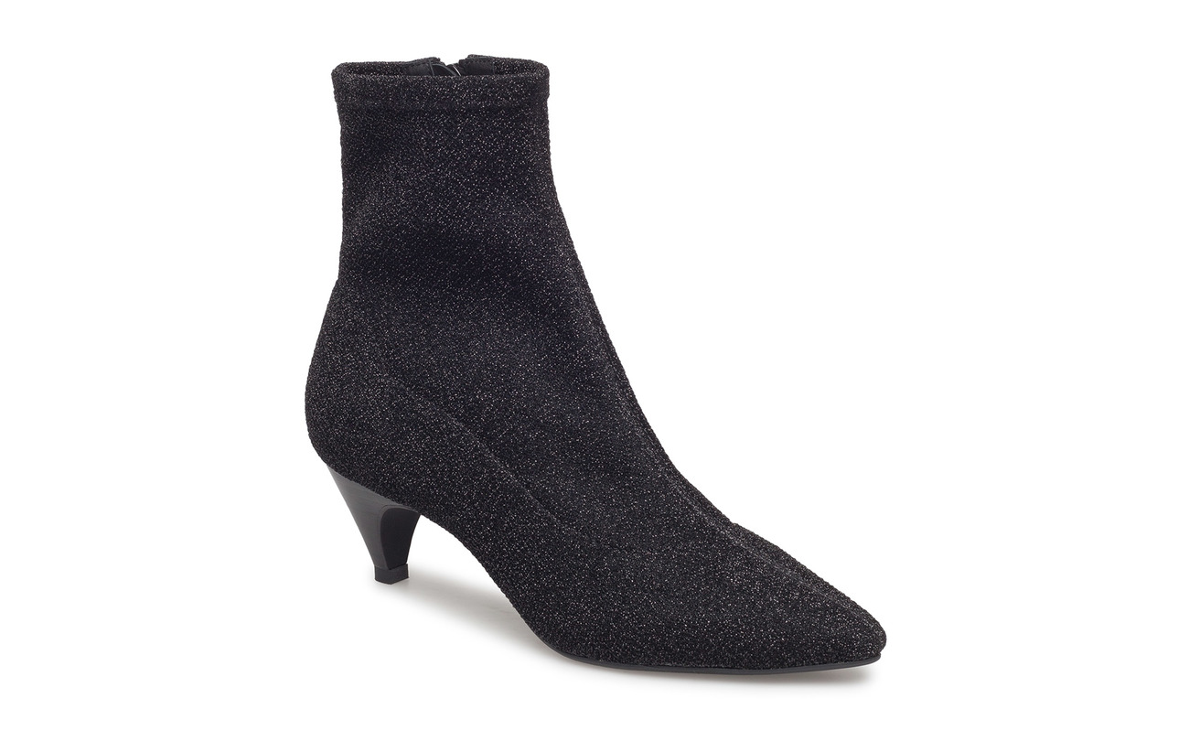 Sofie Schnoor Boot high textile - BLACK